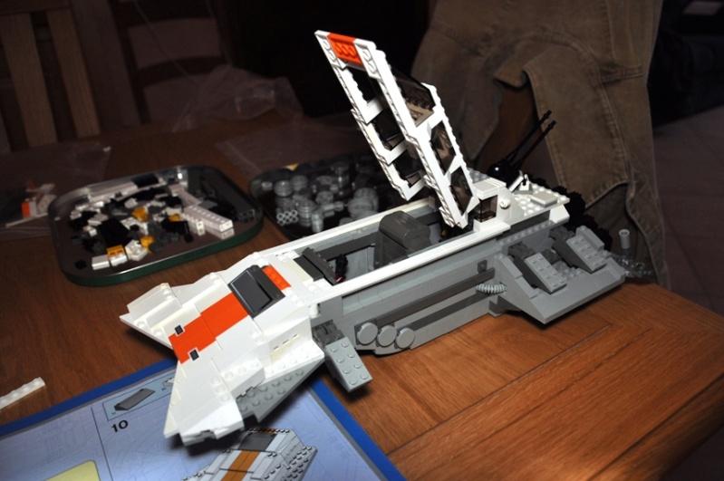 Lego - 10129 - UCS Snowspeeder Dsc_0932