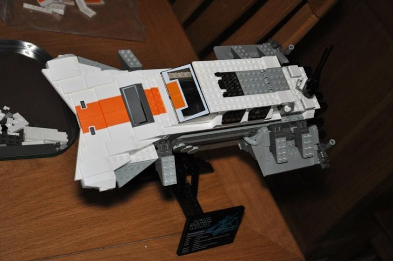 Lego - 10129 - UCS Snowspeeder Dsc_0935