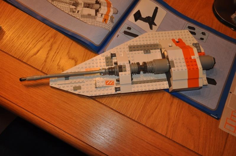 Lego - 10129 - UCS Snowspeeder Dsc_0939