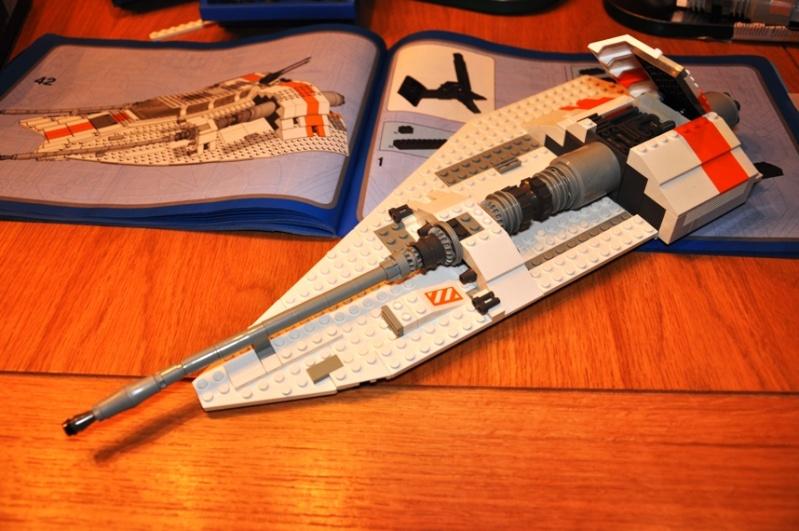Lego - 10129 - UCS Snowspeeder Dsc_0940