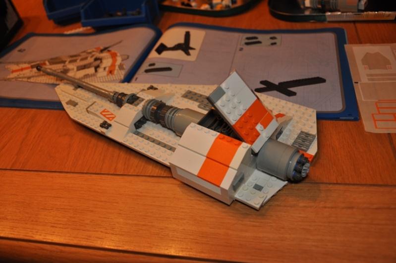 Lego - 10129 - UCS Snowspeeder Dsc_0941