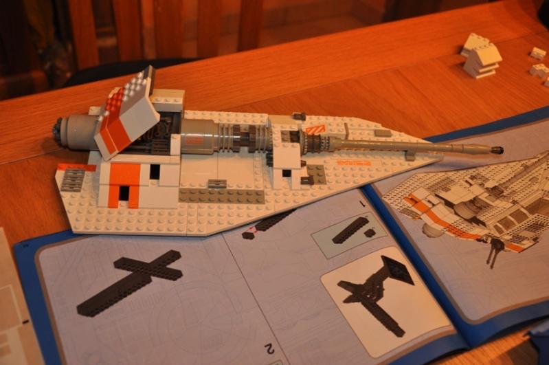 Lego - 10129 - UCS Snowspeeder Dsc_0942
