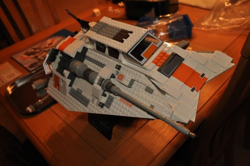Lego - 10129 - UCS Snowspeeder Dsc_0944