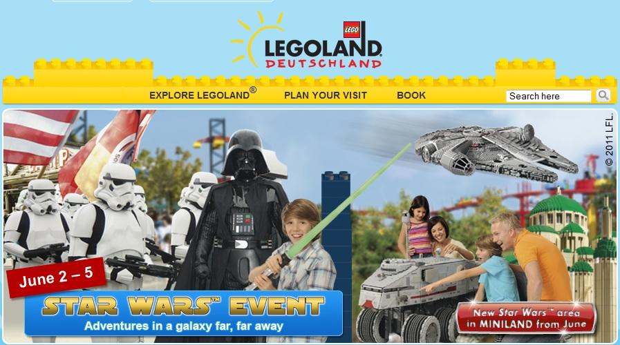 Yes!!! la semaine du 5 juin je serai à Legoland Allemagne!!! Legola10