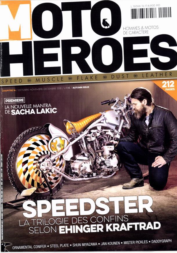 Moto héroes 14... L606610