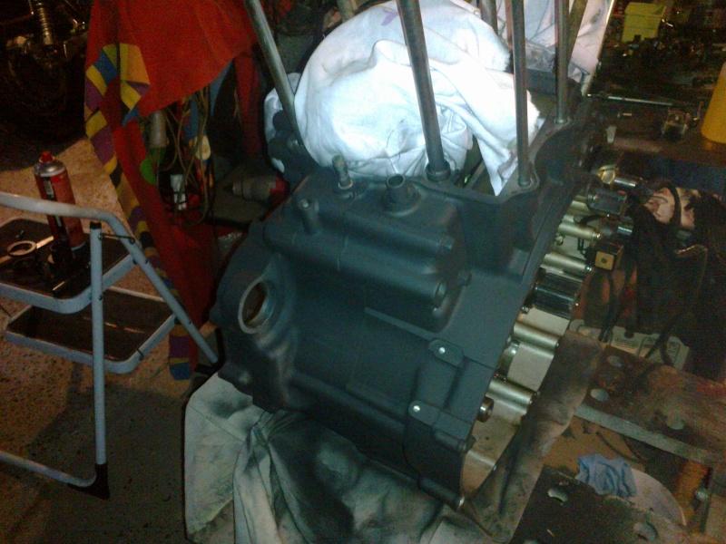 SUMO - Fuite d'huile sur le 1er cylindre 09032010