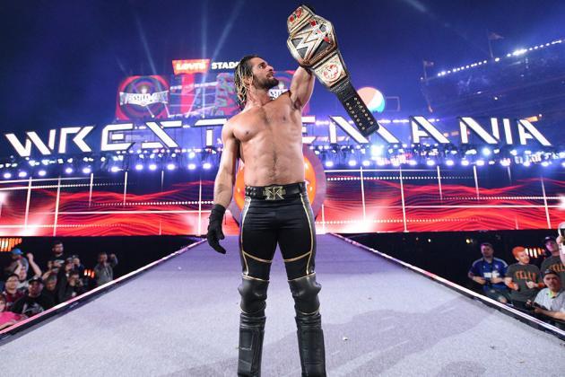 [ Question d'Actualité ] Le booking de Seth Rollins dessert-il le titre de champion du monde de la WWE et le lutteur ? D8437b10