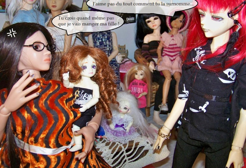 [La petite troupe de Vicky] Molly (p12) - Page 10 100_8737