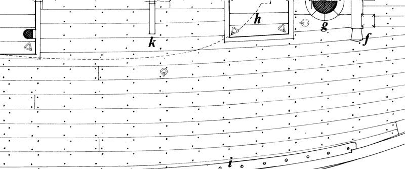 BISQUINE au 1/40 Kit Billing Boats modifié Xavero - Page 3 Exempl10