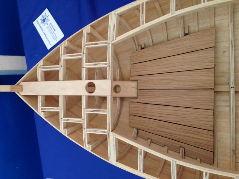 Construction d'un canot chausiais par Wadone - Page 2 Image11