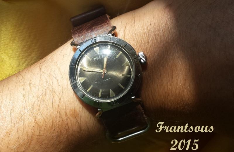 Projets horlogers (externes) - Page 5 Vostok10