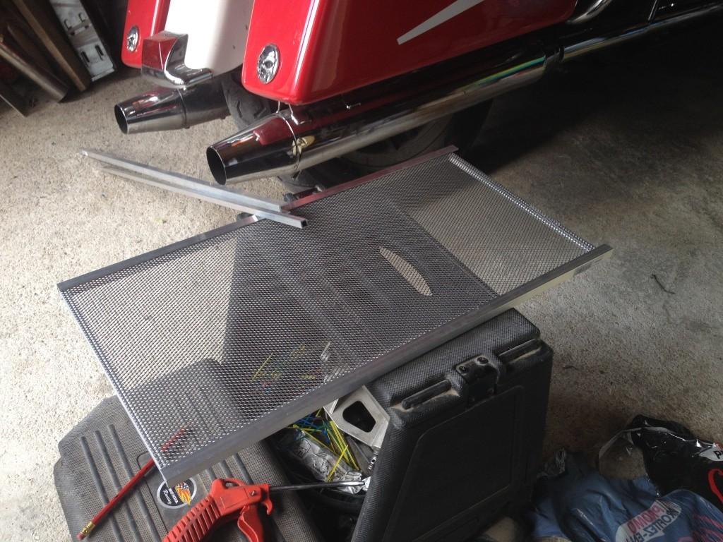 Remorque porte auto / car hauler trailer de Scand. Img_3119
