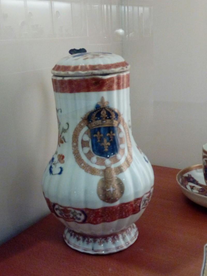 Porcelaine chinoise du musée Guimet aux armes de Louis XV 20180311