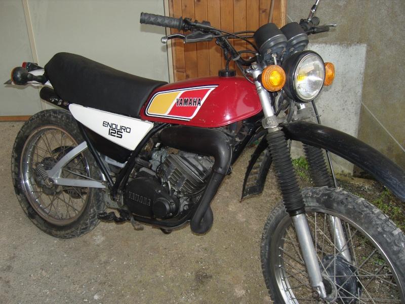 Dtmx 125 1980! aller, on s'y met! Sn150210