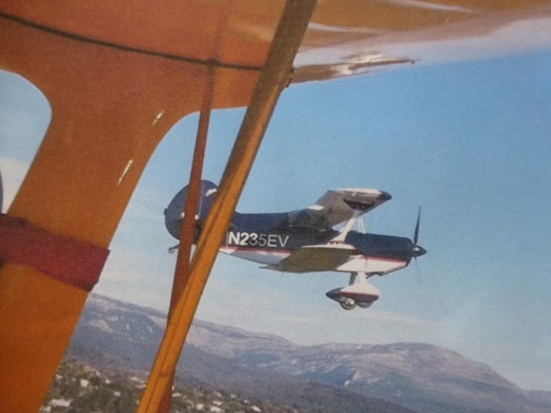 Pour m'envoyer en l'air, un bel oiseau biplan ! P1070811