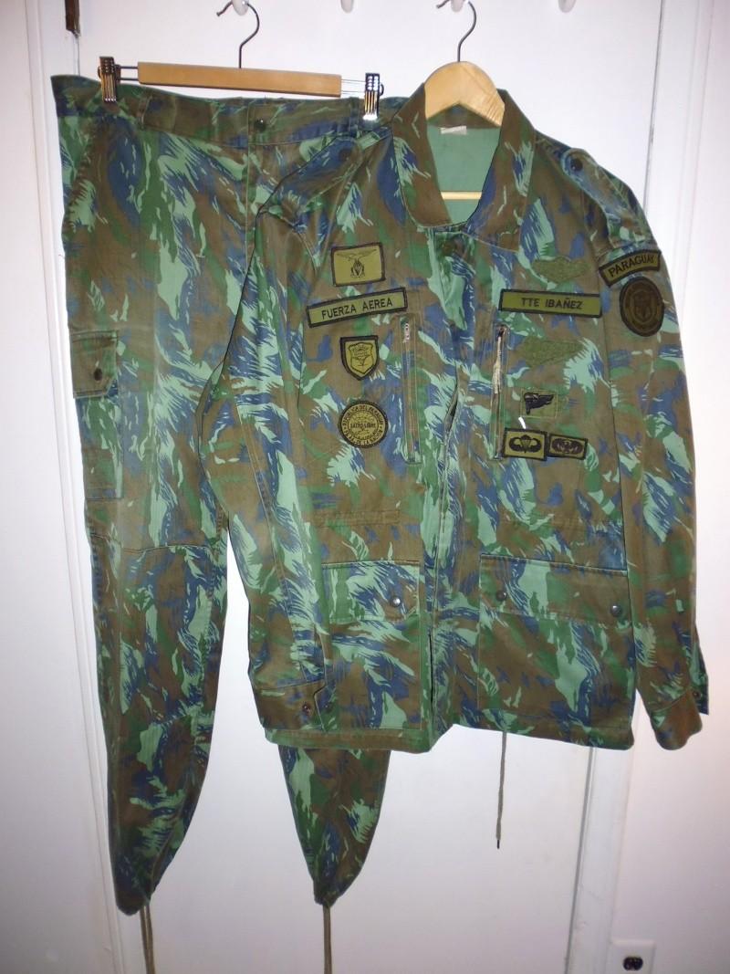 Paraguay Camo uniform  P1060512