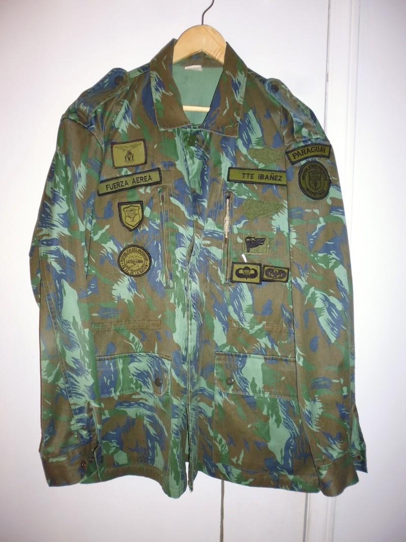 Paraguay Camo uniform  P1060513
