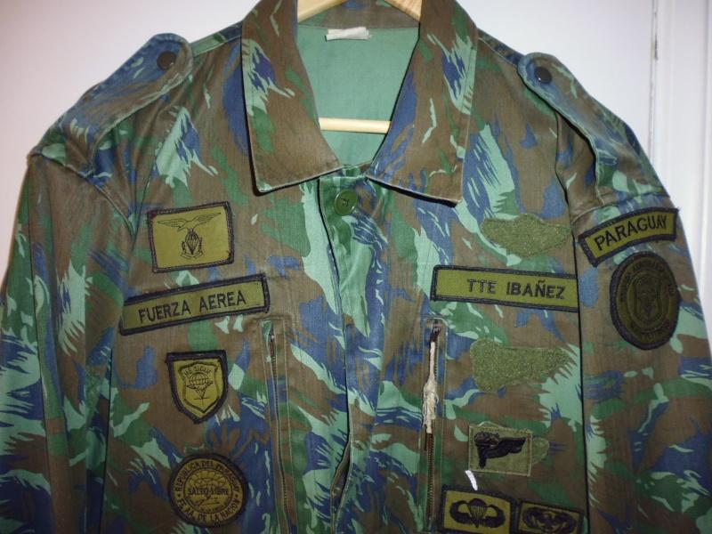 Paraguay Camo uniform  P1060514