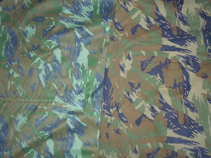 Paraguay Camo uniform  P1060611