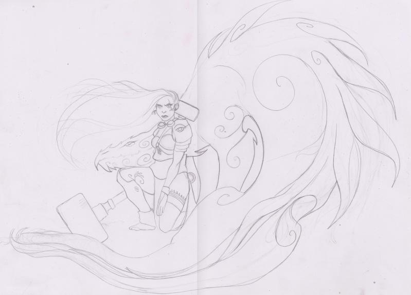 guerrière (encore !) à l'aube [noony4] - Page 2 Versio10