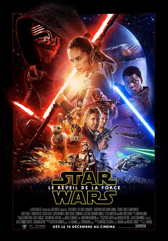 7 - Les posters de Star Wars The Force Awakens - Page 8 12107910