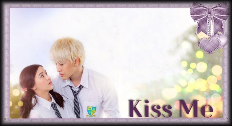Kiss Me (Remake Playful Kiss)[Drama-Thai] Sans_t15