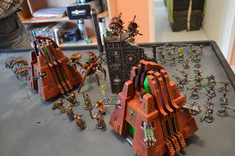 2015.09.23 - Necron contre Spaces Marines - 2500 pts 0115