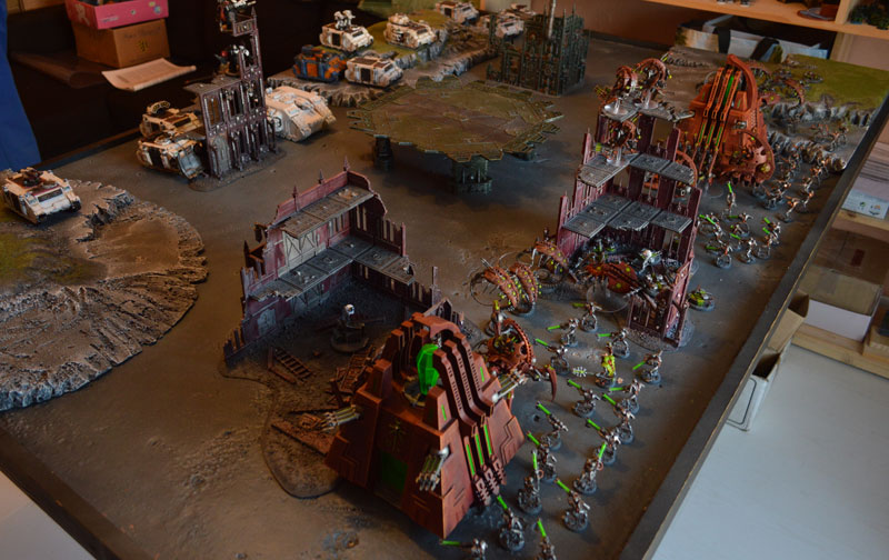 2015.10.01 - Necrons contre Spaces Marines - 4000 pts 0116