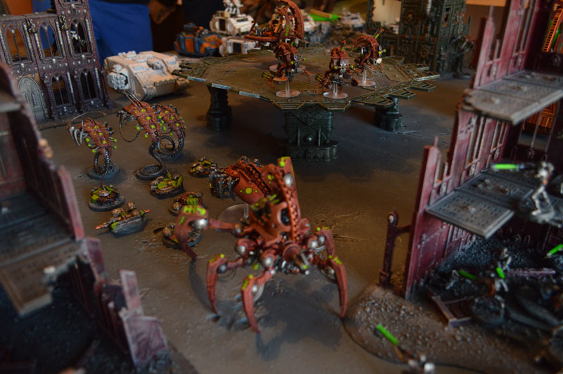 2015.10.01 - Necrons contre Spaces Marines - 4000 pts 0215