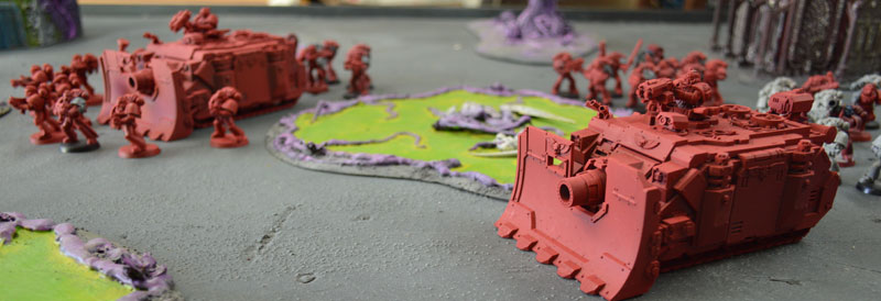 2015.08.29 - Tyranides contre Blood Angels - 2000 pts 0510