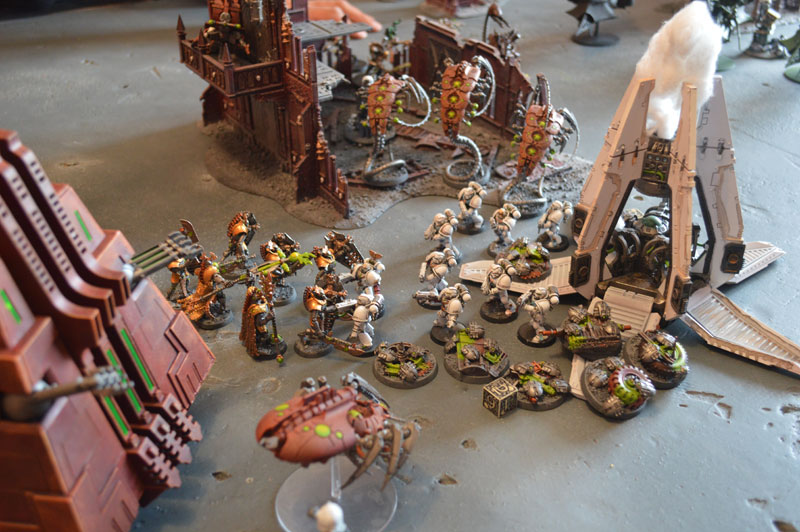 2015.09.23 - Necron contre Spaces Marines - 2500 pts 0514