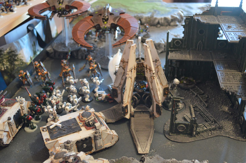 2015.10.01 - Necrons contre Spaces Marines - 4000 pts 0615