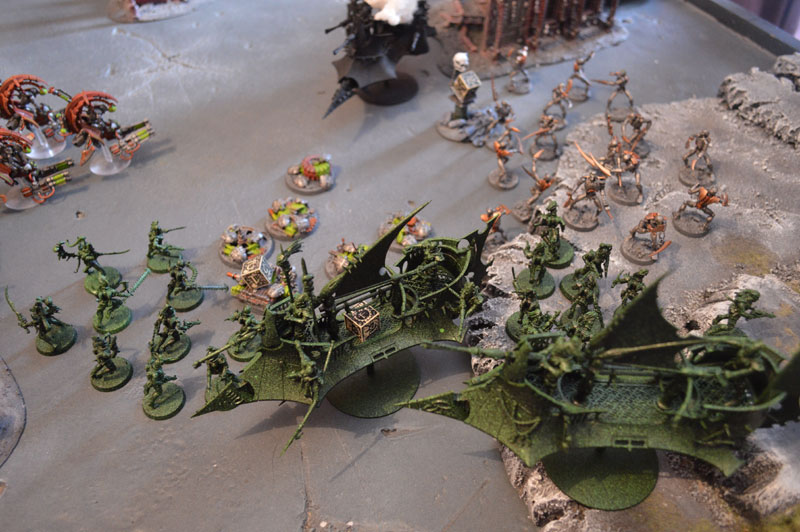 2015.09.23 - Necron contre Spaces Marines - 2500 pts 0714