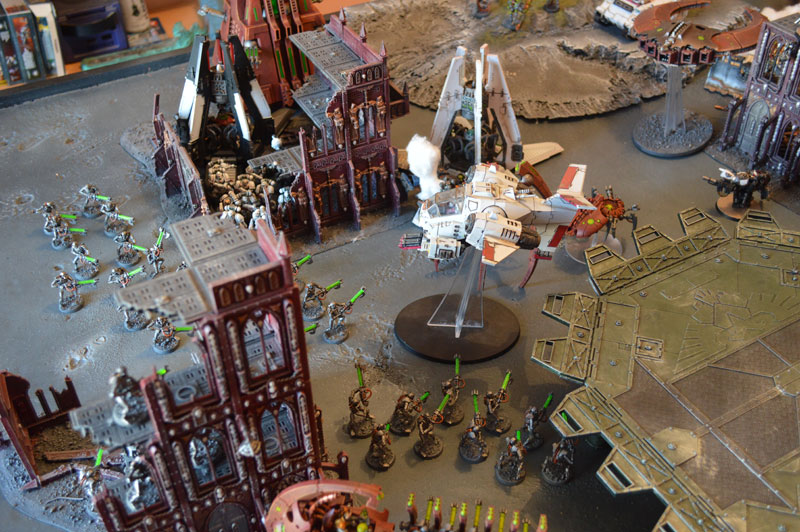 2015.10.01 - Necrons contre Spaces Marines - 4000 pts 0715