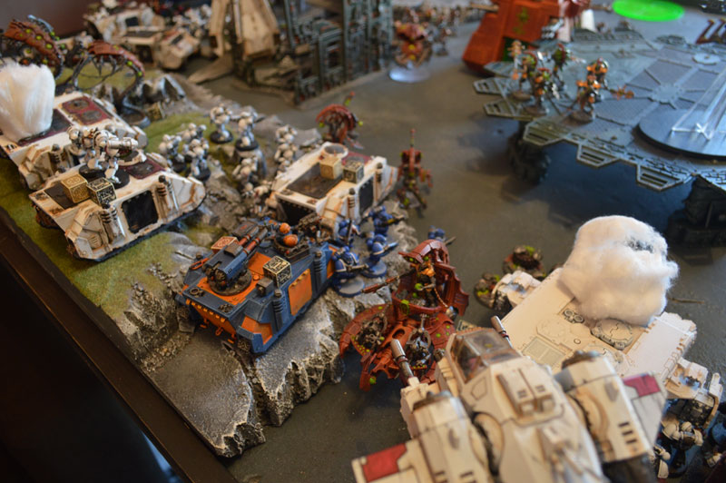 2015.10.01 - Necrons contre Spaces Marines - 4000 pts 1014