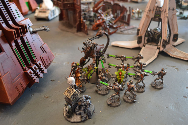 2015.09.23 - Necron contre Spaces Marines - 2500 pts 1114