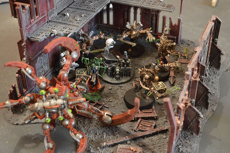2015.09.23 - Necron contre Spaces Marines - 2500 pts 1213