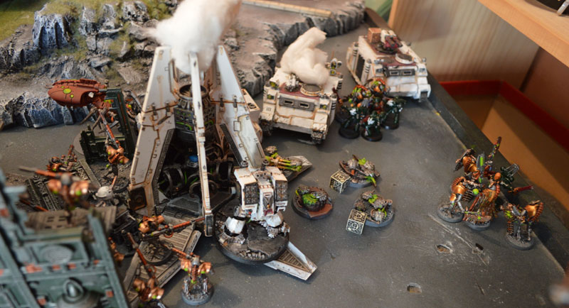 2015.10.01 - Necrons contre Spaces Marines - 4000 pts 1214