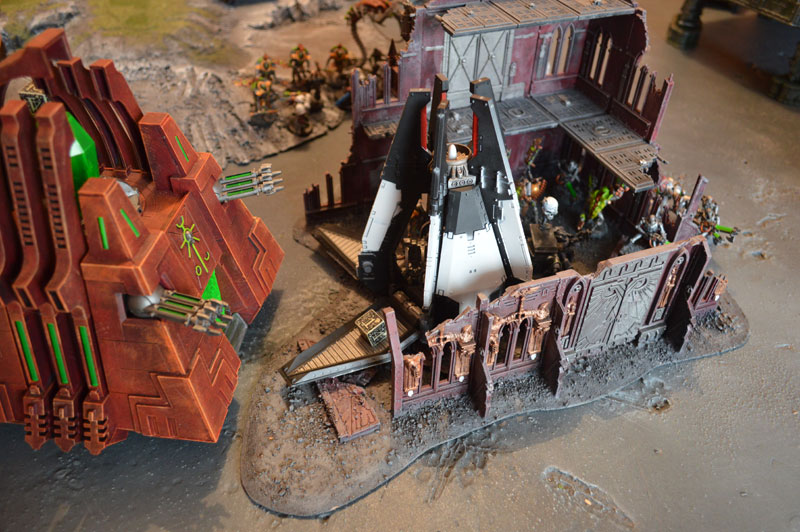 2015.10.01 - Necrons contre Spaces Marines - 4000 pts 1910