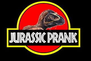 Jurassic Prank - Episode 1 Jurass14