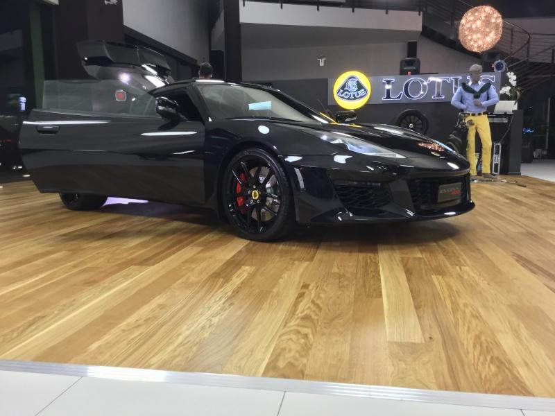 Nuovo Lotus dealer + presentazione Evora 400 Image25