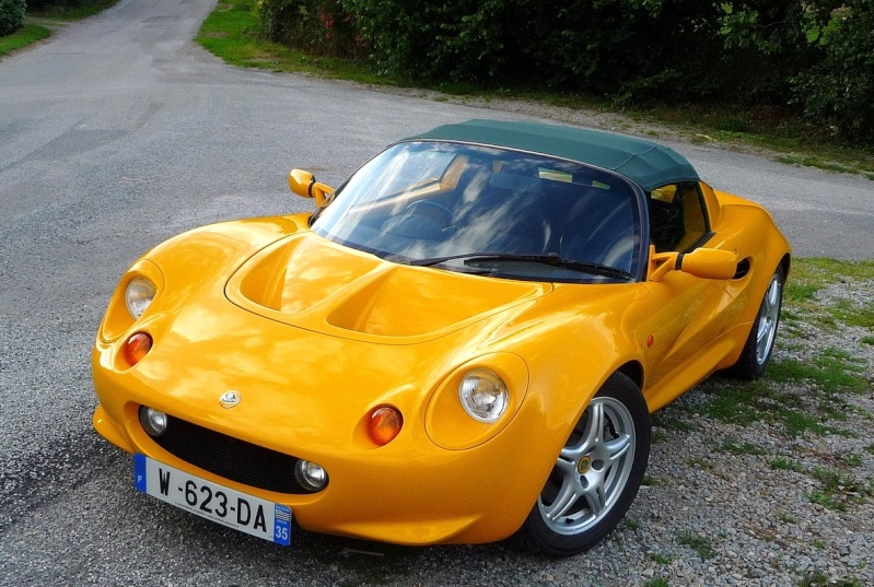 Lotus Elise S1 20th Anniversary 1995-2015 Lotus-11