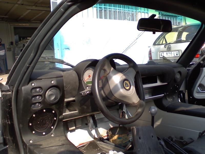 Aiuto smontaggio cruscotto S2 Rover P03-0312