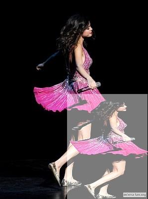 My new Selena Gomez blends Selena10