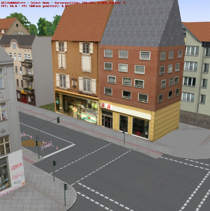Neues Sammel Thread Beckschollobjects Update 13.06. Media Markt mit Parkplatz und Mauer Omsi_260