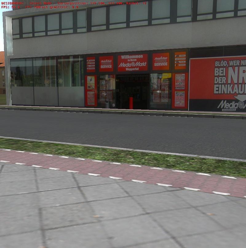 Neues Sammel Thread Beckschollobjects Update 13.06. Media Markt mit Parkplatz und Mauer Omsi_281