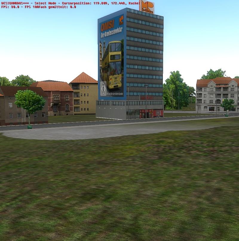 Neues Sammel Thread Beckschollobjects Update 13.06. Media Markt mit Parkplatz und Mauer Omsi_283