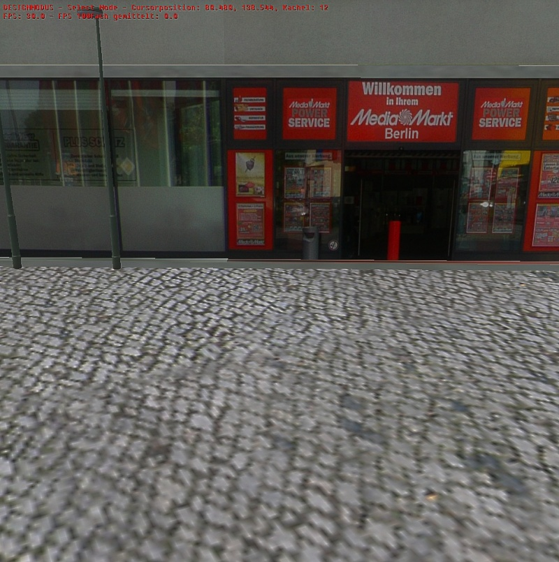 Neues Sammel Thread Beckschollobjects Update 13.06. Media Markt mit Parkplatz und Mauer Omsi_285