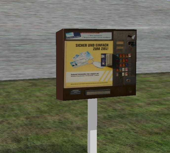 Zigaretten Automat Zigarr11