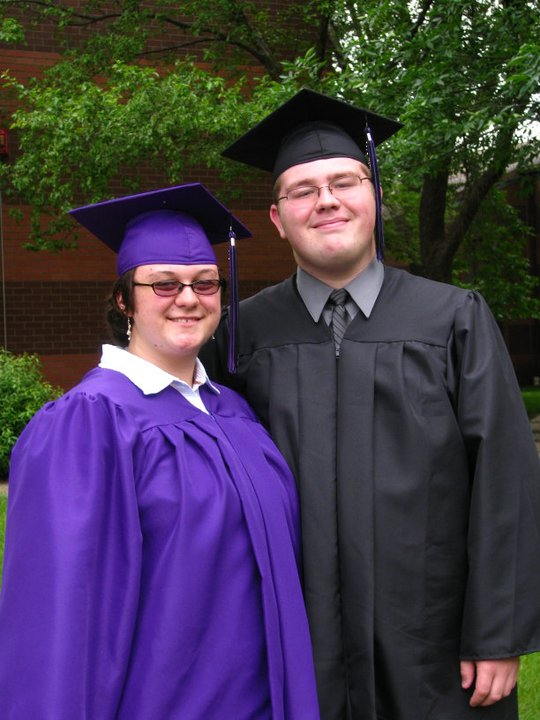 Graduation! :D Me_and10